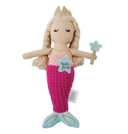 Mermaid Tooth Fairy Doll