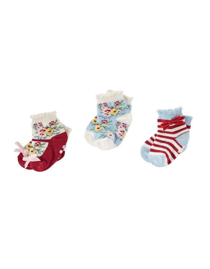 SECRET GARDEN SOCK SET