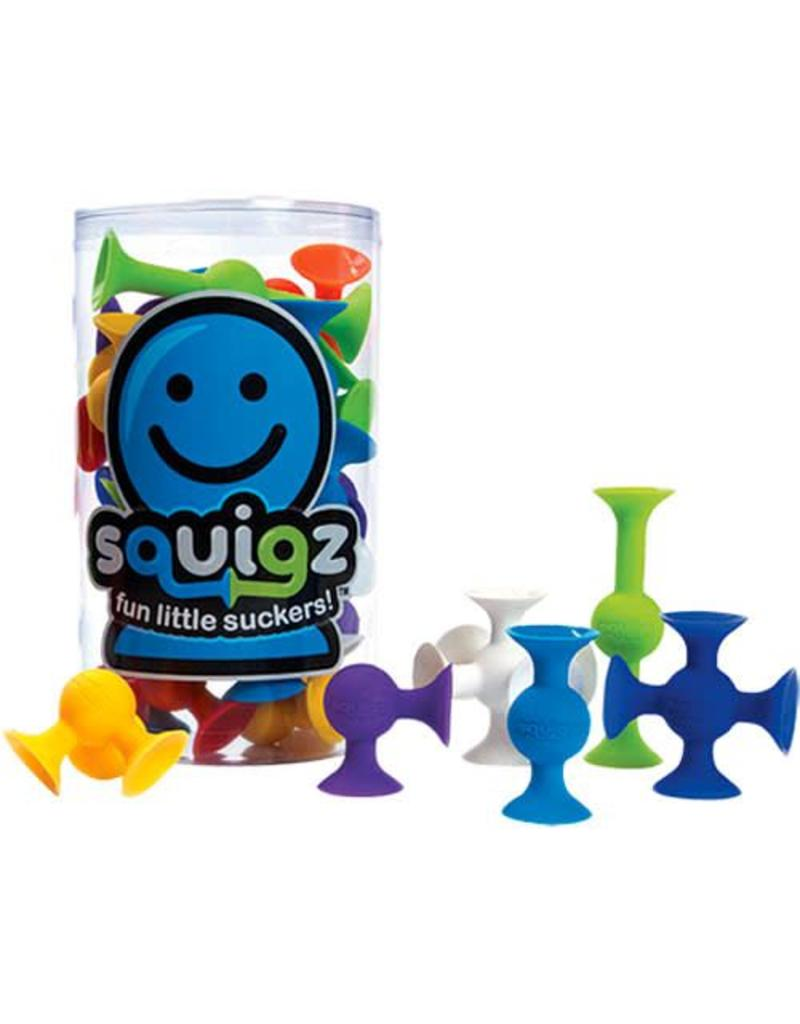 Fat Brain Toy Co. Squigz- Starter Set