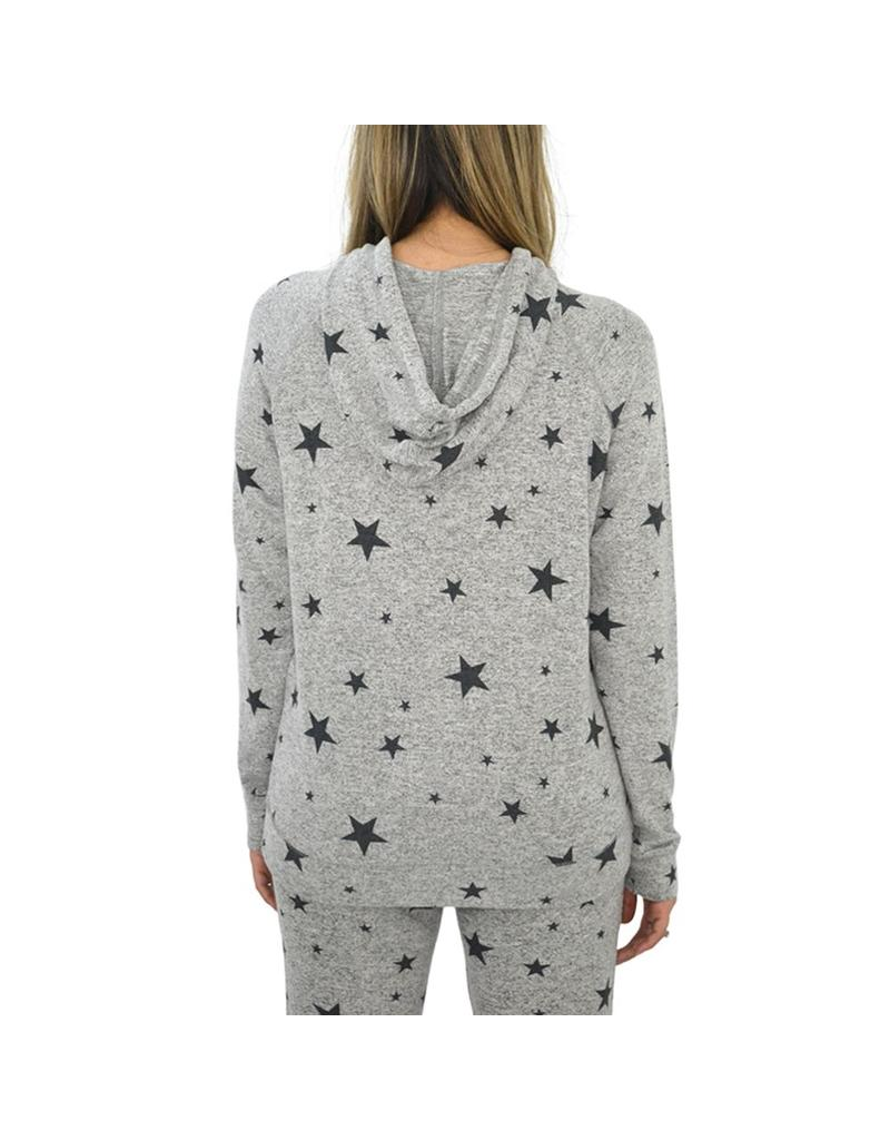 P.J. Salvage Starry Eyed stars Hoody