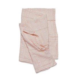 Loulou Lollipop LouLou Lollipop Premium Bamboo Swaddle - Mudcloth Pink