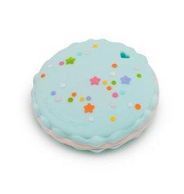 Loulou Lollipop Silicone Teether- Macaron