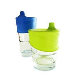 go sili Universal Sippy Tops - 2pk