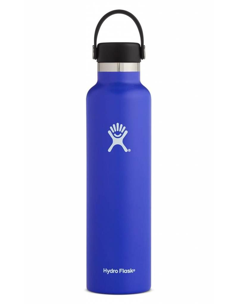 Hydro Flask Hydro Flask 24OZ Standard Mouth with Flex Cap - Blueberry
