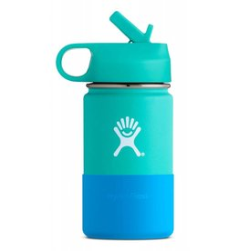 Hydro Flask Hydro Flask 12oz Kids Wide Mouth straw lid - Mint