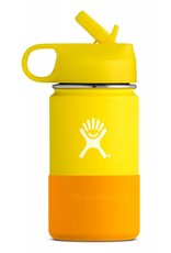 Hydro Flask Hydro Flask 12oz Kids Wide Mouth straw lid - Lemon