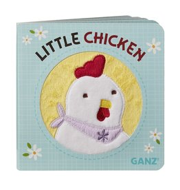 Ganz Little Chicken Board Book