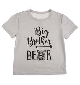 Ganz Kids T-Shirt - Big Brother Bear 4T