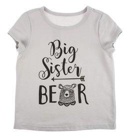 Ganz Kids T-Shirt - Big Sister Bear 4T