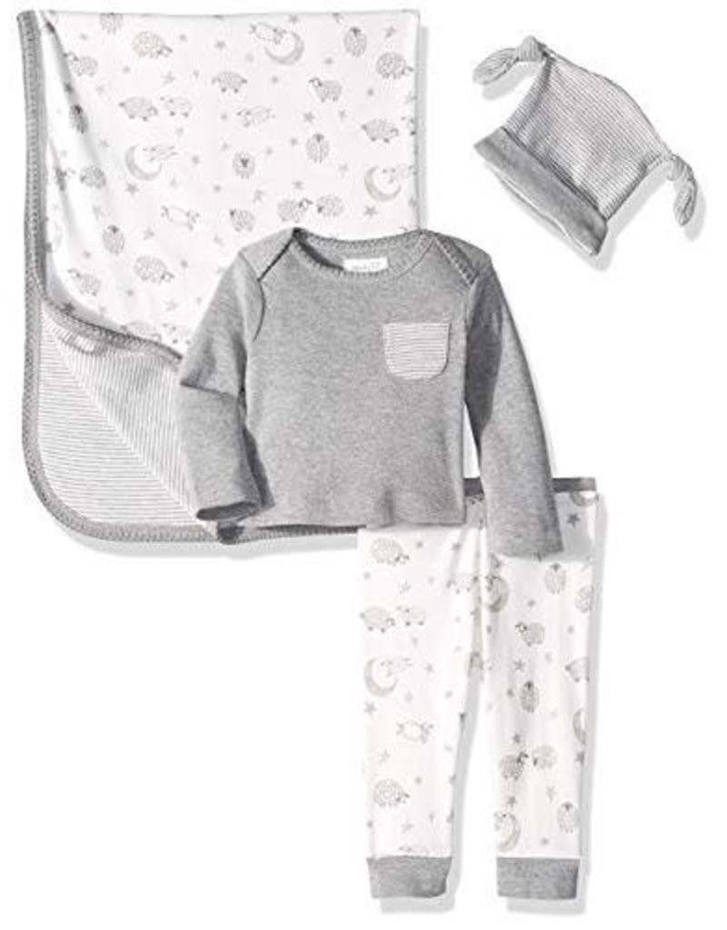 Mud Pie Mud-Pie Counting Sheep 4pc set