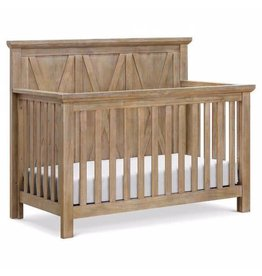 Franklin & Ben Emory Farmhouse Crib Driftwood