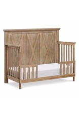 Franklin & Ben Emory Farmhouse Crib Driftwood