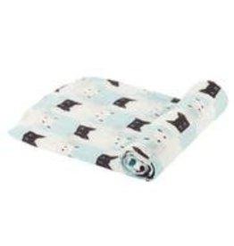 Newcastle Peek-A-Boo Cats Swaddle