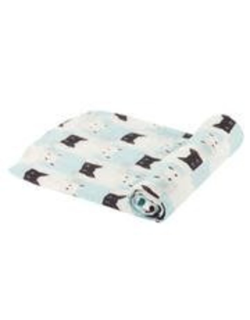 Newcastle Peek-A-Boo Cats Swaddle