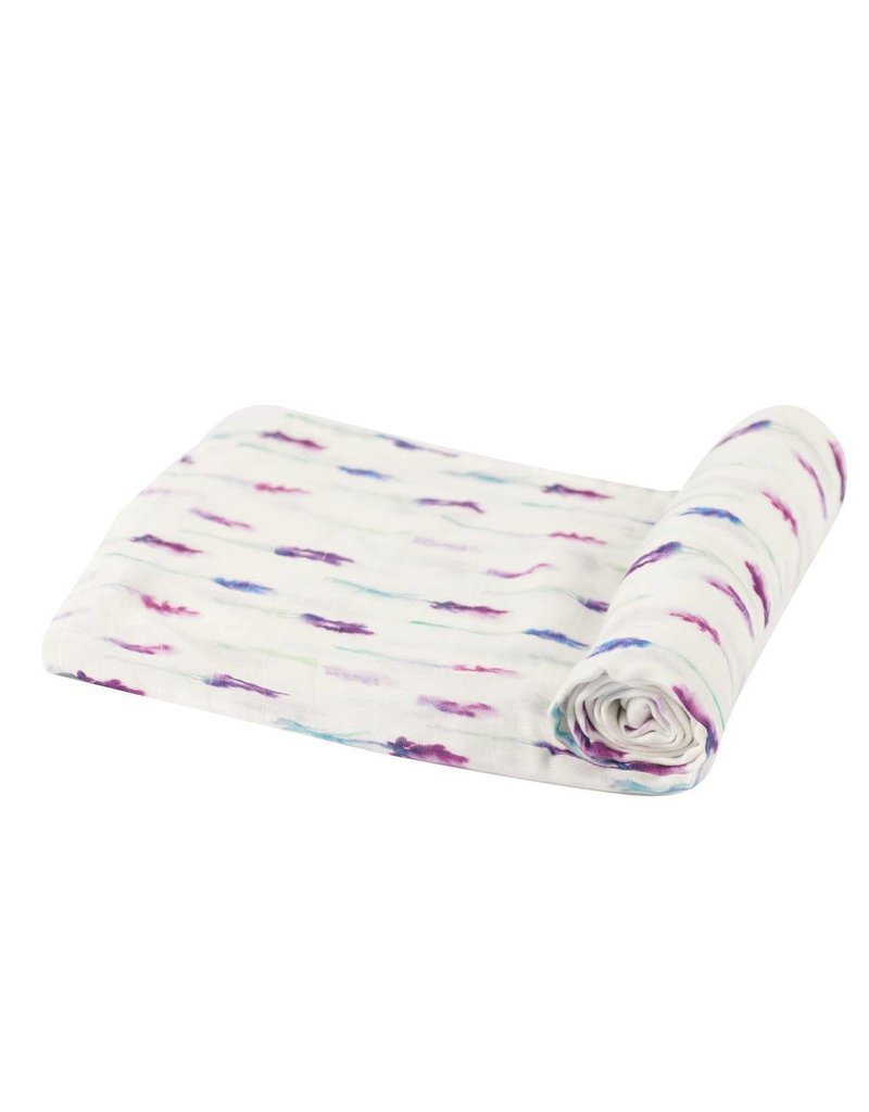 Newcastle Lavender Swaddle