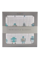 Newcastle Newcastle Blanket - Robots