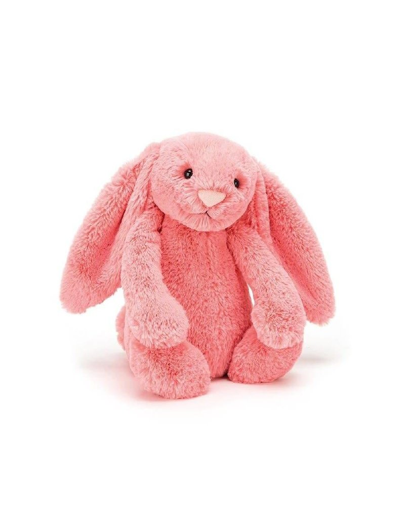"jellycat Jellycat Small 7"" Bashful Bunny Coral"