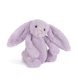 "jellycat Jellycat Small 7"" Bashful Bunny Hyacinth"