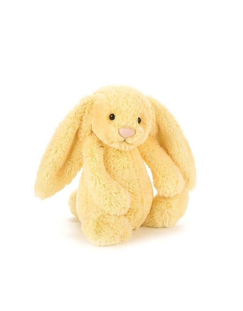 """jellycat Jellycat Small 7"""" Bashful Bunny LEMON"""