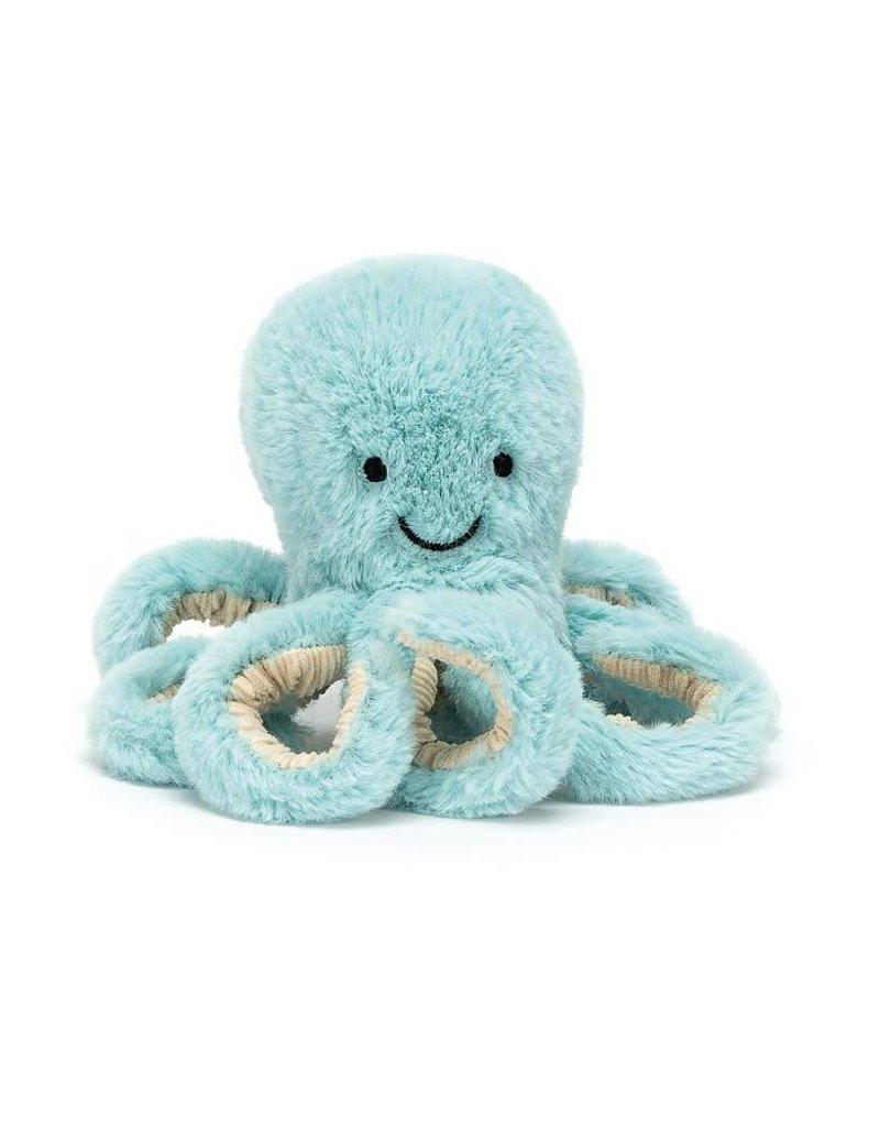 "jellycat Jellycat Pastel Baby Bobbie Octopus 7"""