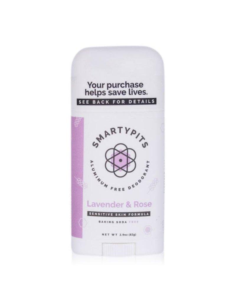 Smartypits SmartyPits  Deodorant Sensitive 2.9oz