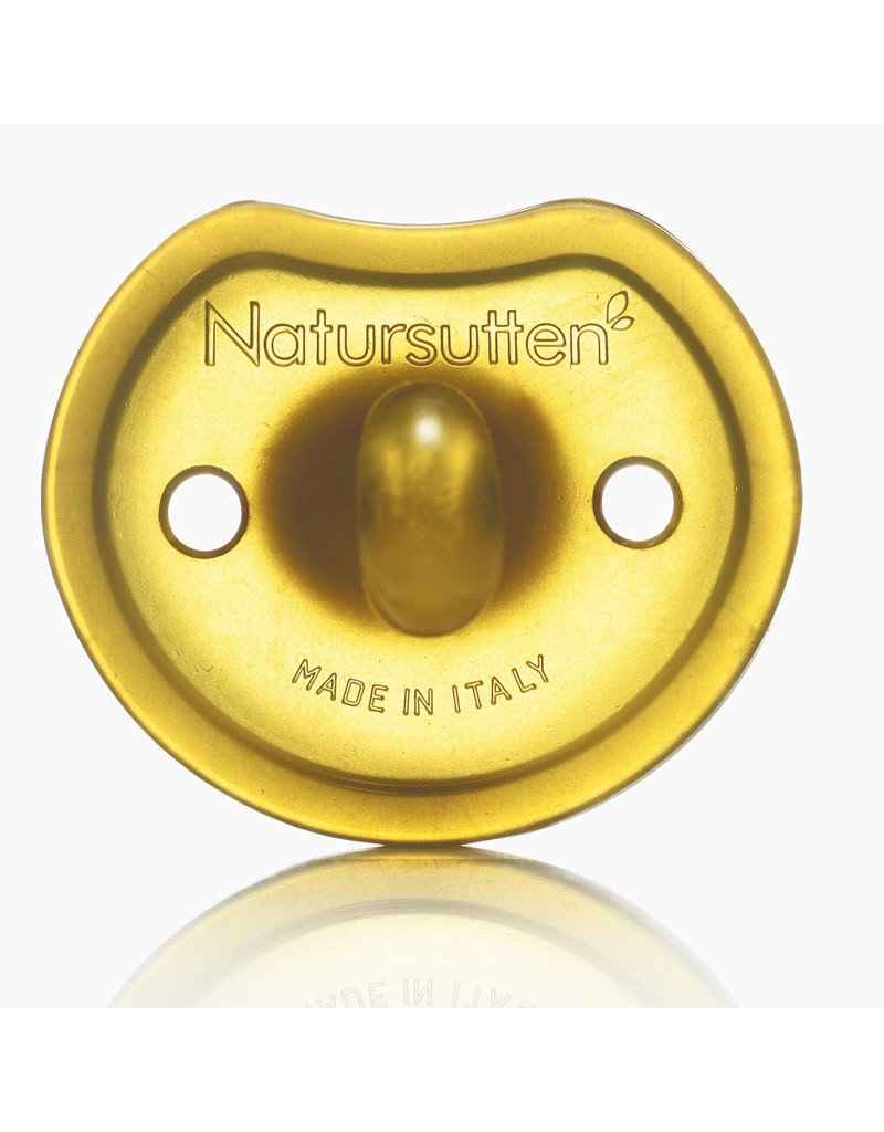 Natursutten Butterfly Rounded Pacifier Small 0-6 months
