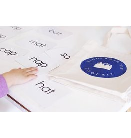 Kindergarten Toolkit The Word Family Flashcard Set