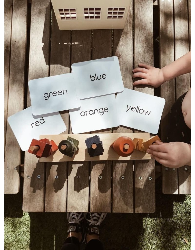 Kindergarten Toolkit The Bonus Pack Flashcard set