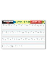 Melissa & Doug Write-A-Mat Handwriting Manuscript & Cursive