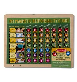 Melissa & Doug Melissa & Doug My Magnetic Responsibility Chart