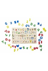 Melissa & Doug Melissa & Doug Two Alphabets are Better Than One