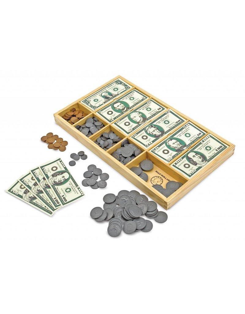 Melissa & Doug Melissa & Doug Play Money