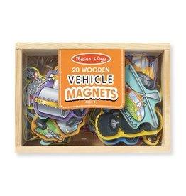 Melissa & Doug Melissa & Doug Vehicle Magnets