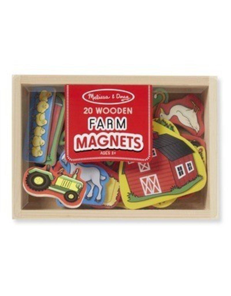 Melissa & Doug Melissa & Doug Farm Magnets