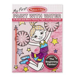 Melissa & Doug Melissa & Doug My First Paint With Water Pink