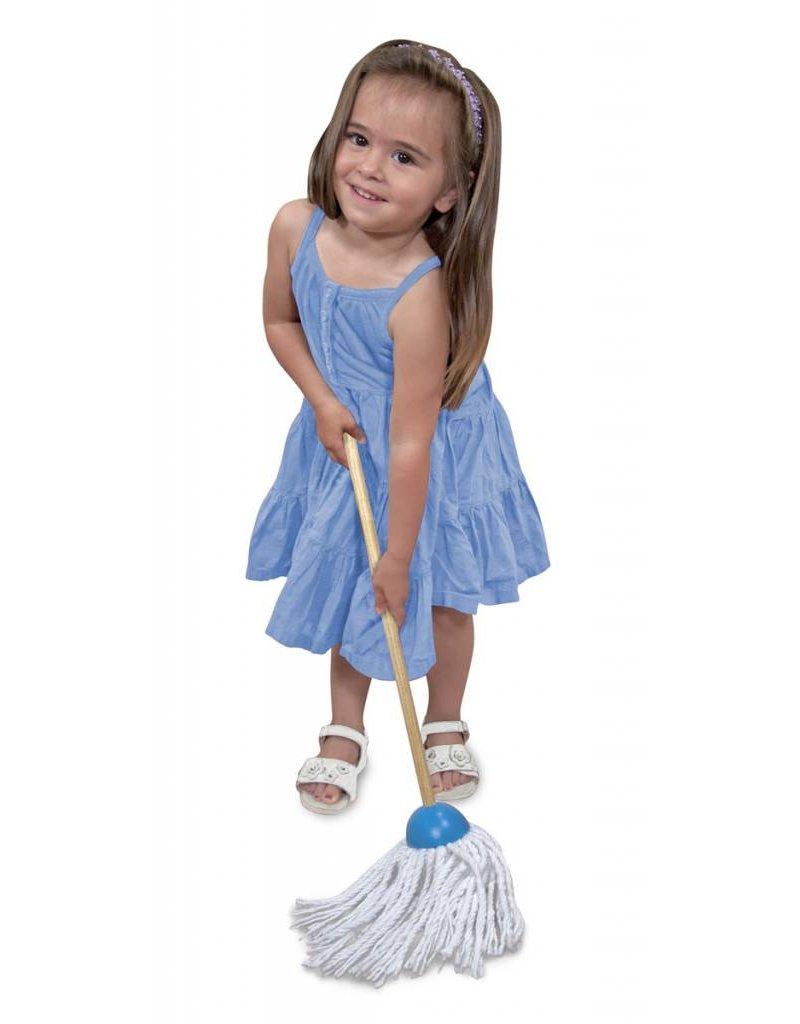 Melissa & Doug Melissa & Doug Dust! Sweep! Mop!