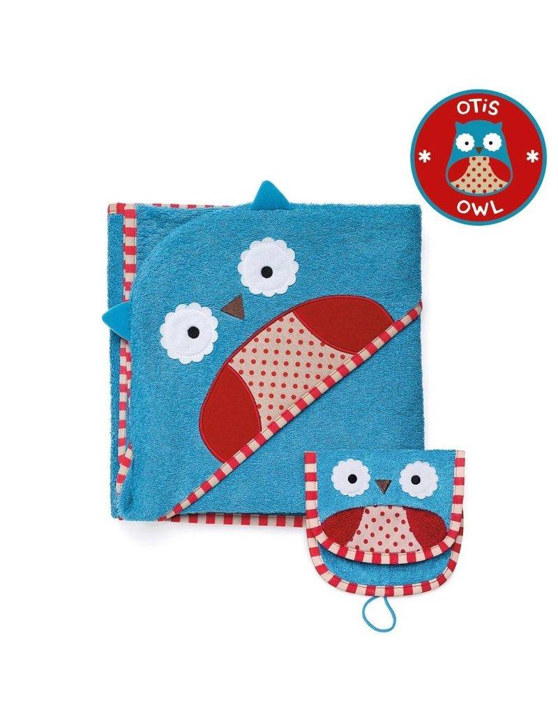 Skip Hop Skip Hop Zoo Hooded Towel