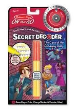 Melissa & Doug Melissa & Doug Secret Decoder