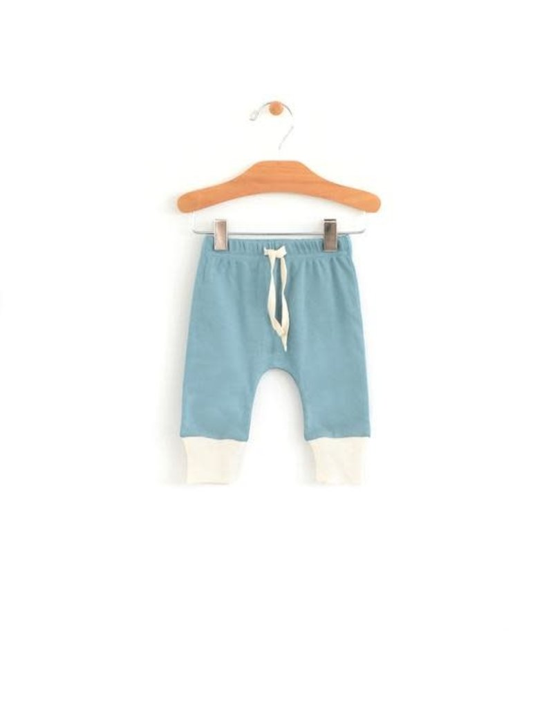 City Mouse Baby Pant - Caribbean