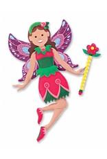 Melissa & Doug Melissa & Doug Puffy Sticker Play Set  Fairy