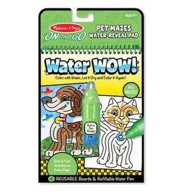 Melissa & Doug Melissa & Doug Water Wow! Pet Mazes