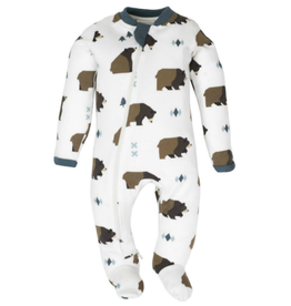 Zippy Jamz Little Grizzle Babysuit