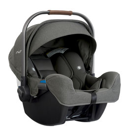 Nuna 2019 Nuna Pipa Infant Car seat - Granite