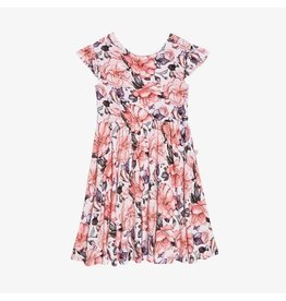 Posh Peanut Posh Peanut Vivi French Floral Twirl Dress