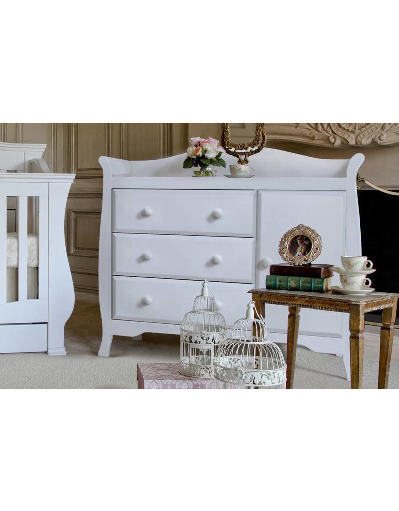 Million Dollar Baby Ashbury Collection White