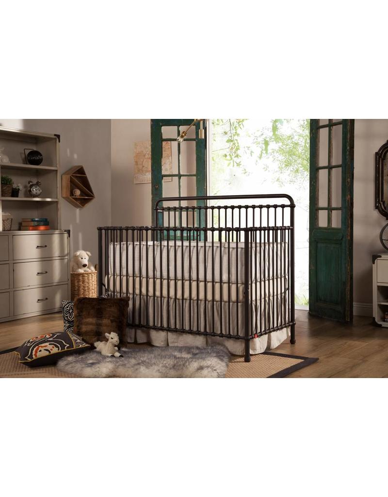 Franklin Ben Winston 4 In 1 Convertible Crib Vintage Iron Swanky