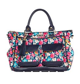 Itzy Ritzy Posy Pop Triple Threat Convertible Diaper Bag