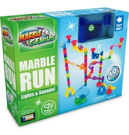 Marble Genius Marble Run Wacky Lights and sounds