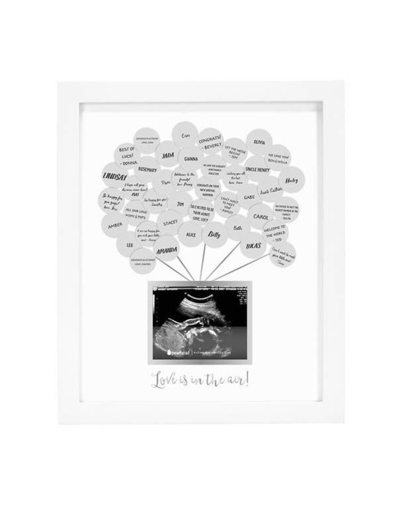 Pearhead Baby Shower Guest Frame