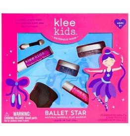 Klee Ballet Star Fairy: Klee Kids Natural Makeup Kit